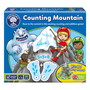 Counting Mountain by Orchard Toys